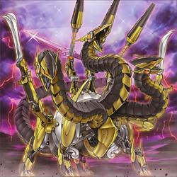 Metal Snake - Murakumo no Orochi
