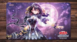 Playmat - Underworld Goddess of the Closed World