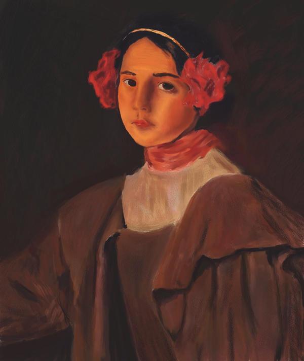 Alice - William Merritt by kennyc