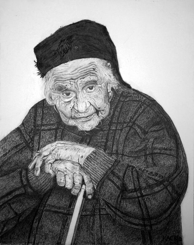 Portugal Woman by kennyc