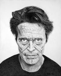 Willem Dafoe by kennyc