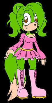 Lyra Elric ID