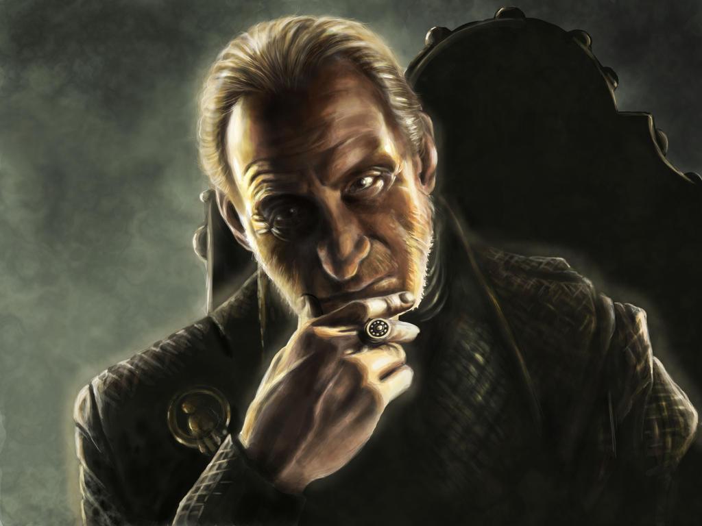 Tywin Lannister Wallpaper Tywin lannister byTywin Wallpaper