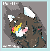 Tiny MS paint doodle by MystikMeep