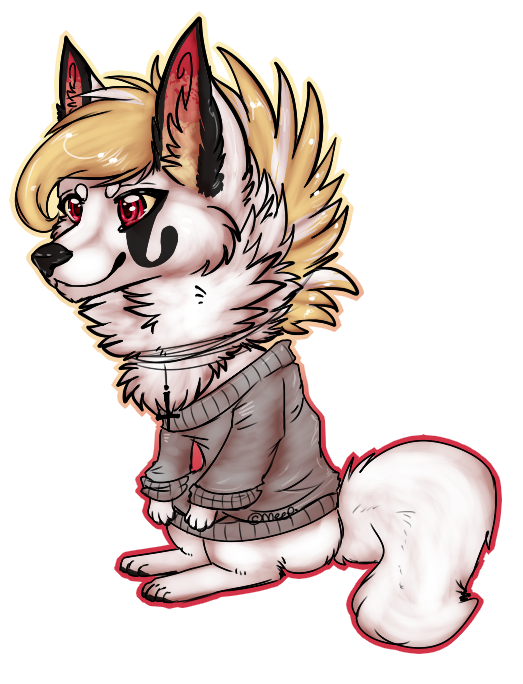Chibi Commission: KyuuMuu by MystikMeep