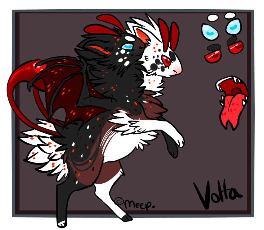 Volta contest entry by MystikMeep