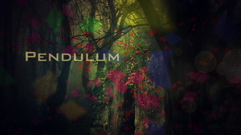 Pendulum Immersion Wallpaper