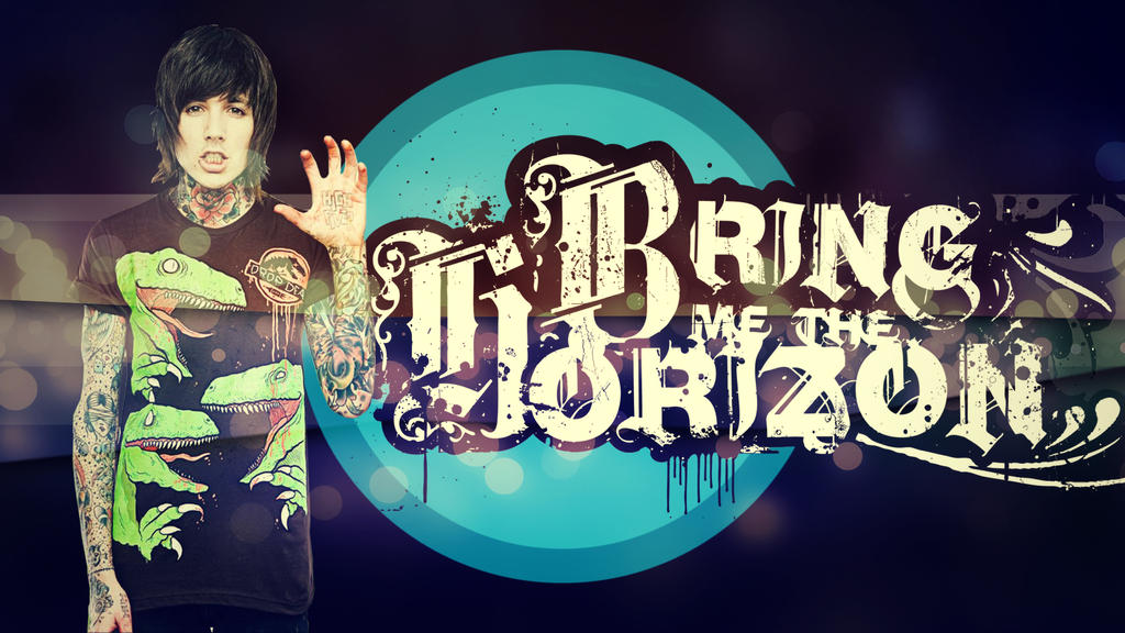 Bring Me The Horizon Wallpaper By Zeozozolen