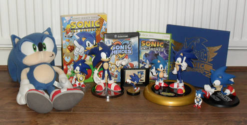 Sonic the Hedgehog 24th Anniversary