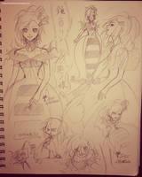 The Evil Girl -Rin- by MuBiU