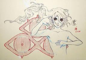 2013.01.06 ToG fanart [sketch] - s2 BAAM by MuBiU
