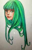 2013.10.20 Green by MuBiU
