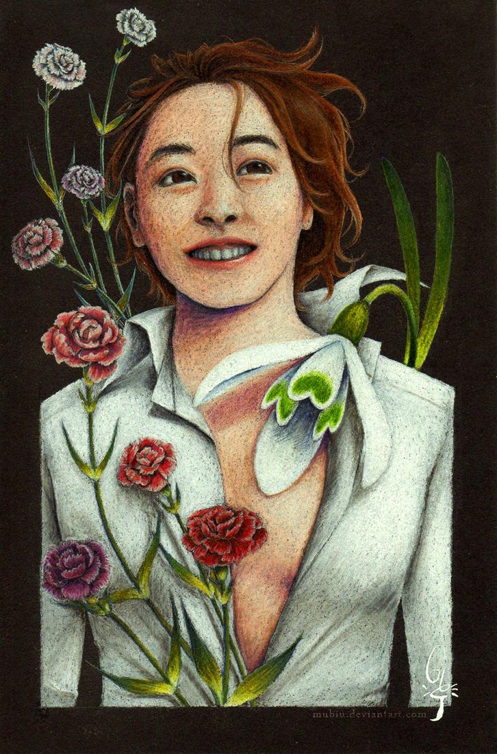 January:LovexHope (Lee Sungmin fan art) by MuBiU