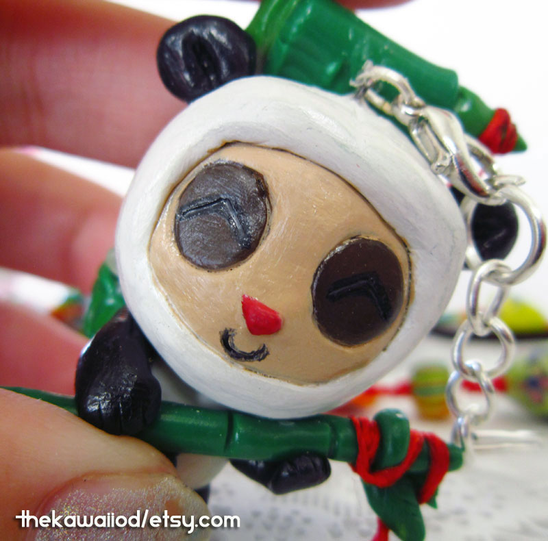 To cute must kill Panda teemo by Thekawaiiod