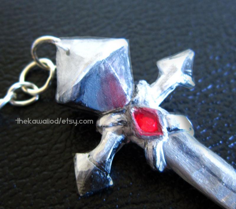 Banshee's Veil keychain by Thekawaiiod