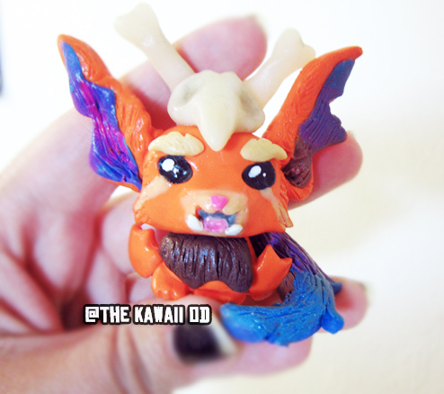 Gnar Figure by Thekawaiiod