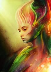 Imagination Fairy by inagiViTy