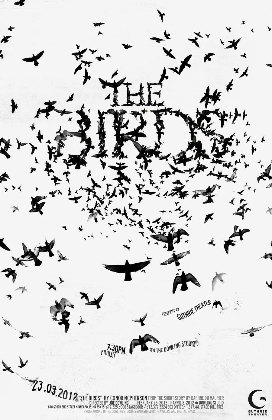 The Birds by ahlmkim02