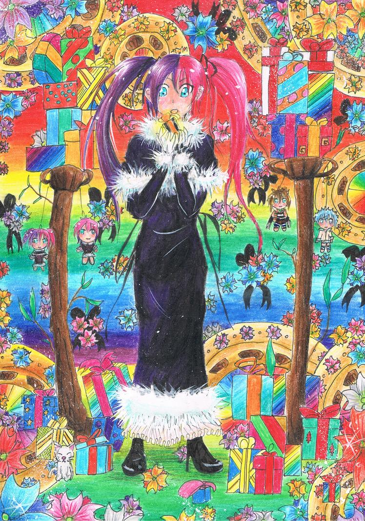 Fanart : Neil New Year by khomuss59