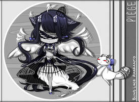 .: MYO: Amaranto || Caged Crow:. by Churubou