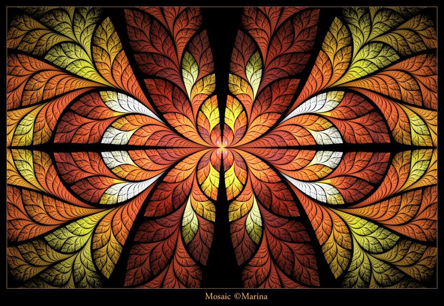 Mosaic by MariHa5