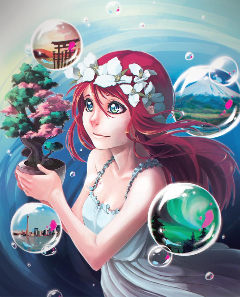 Anime North 2016 Hoppouno Momiji by Shyua