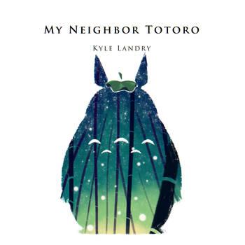Kyle Landry My Neighbor Totoro by Shyua