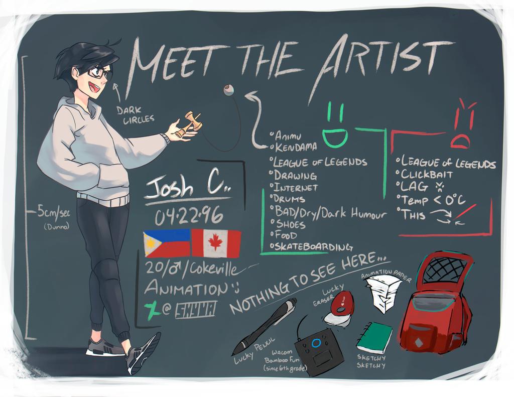 Meet The Artist by Shyua
