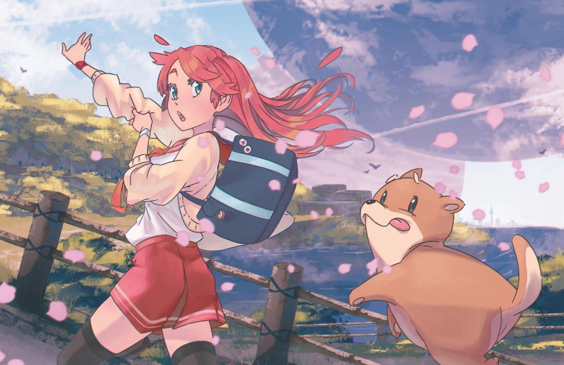 Anime North 2017 Momiji by Shyua