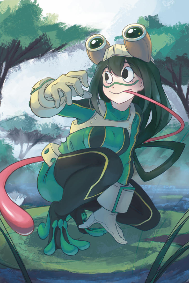 Froppy by Shyua