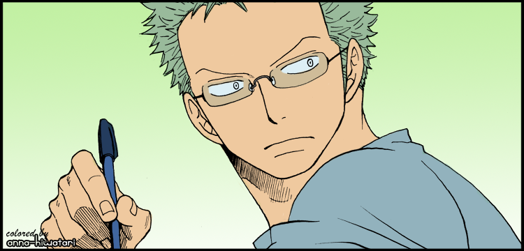 Zoro coloring no number2 1 by annahiwatari on deviantart for Zoro coloring pages