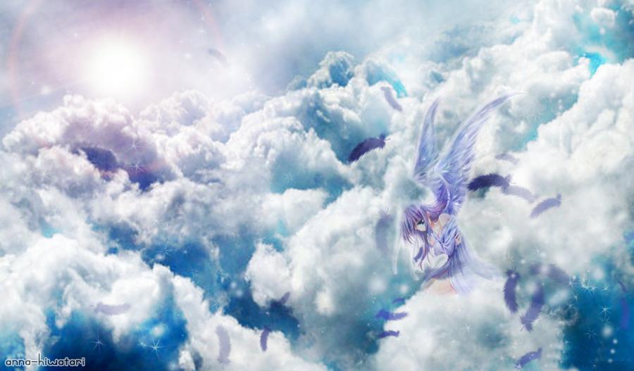 Anime Angel Wallpaper