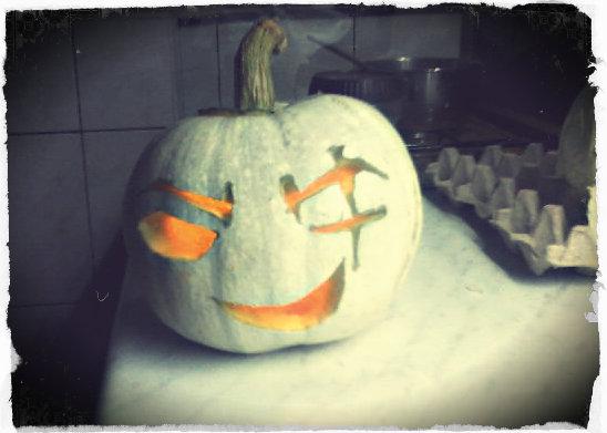 Happy Halloween!! by AnnaHiwatari