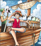 StrawHats + Animals (4) - chapter 8
