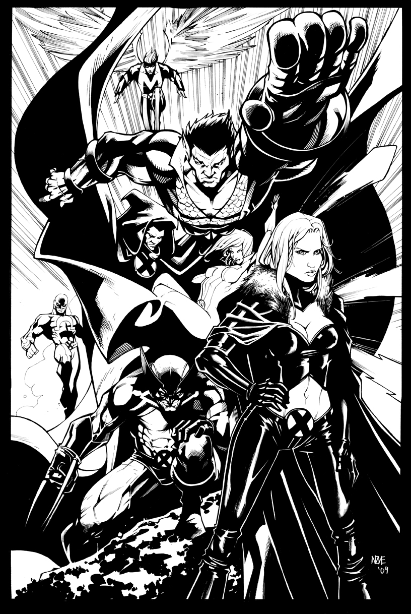 Part 14 / 8 - Page 2 Dark_X_men__final_by_olivernome