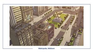DC Online Metropolis Midtown