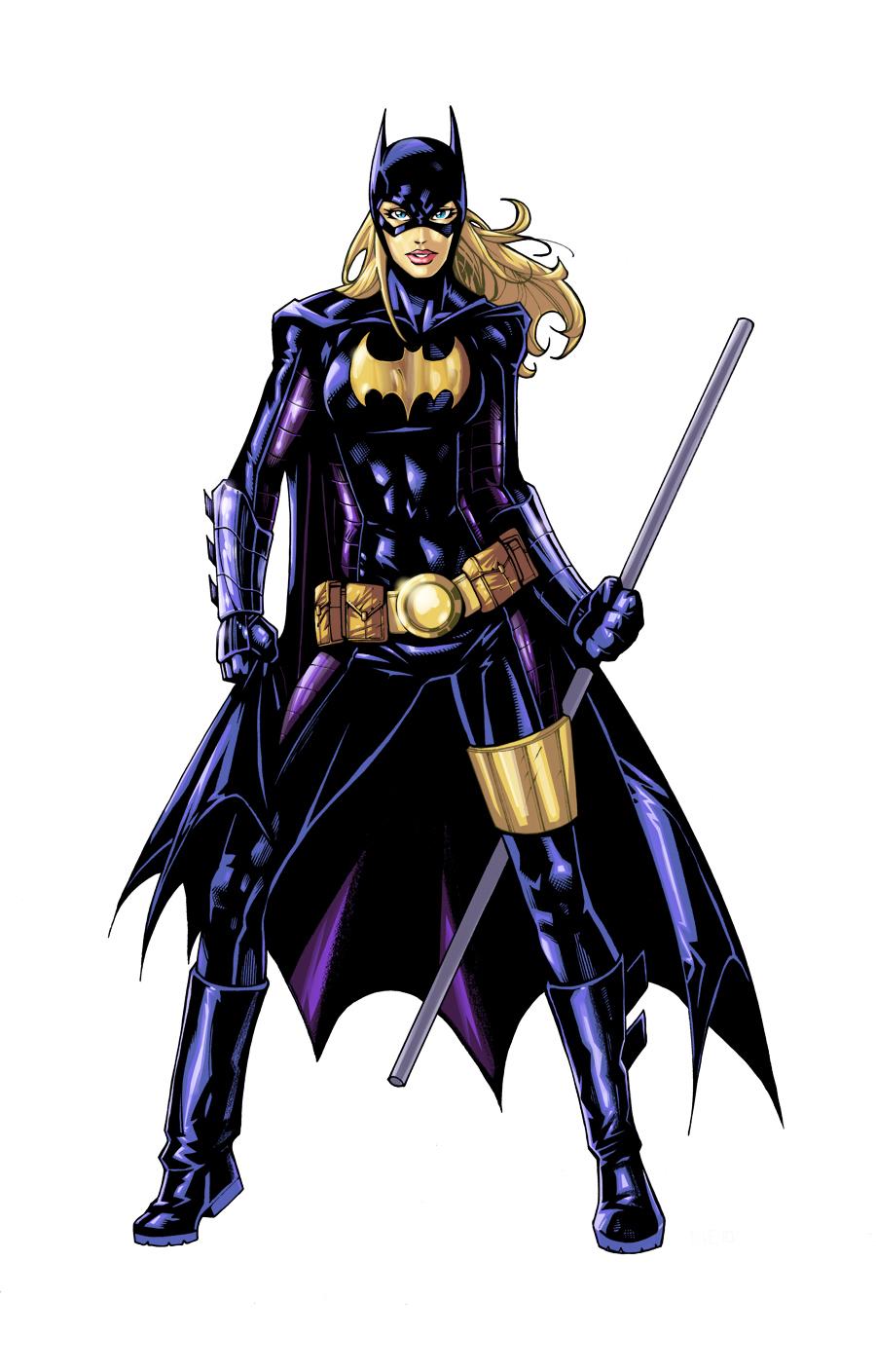 Batgirl by olivernome