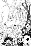 Princess Mononoke 2012