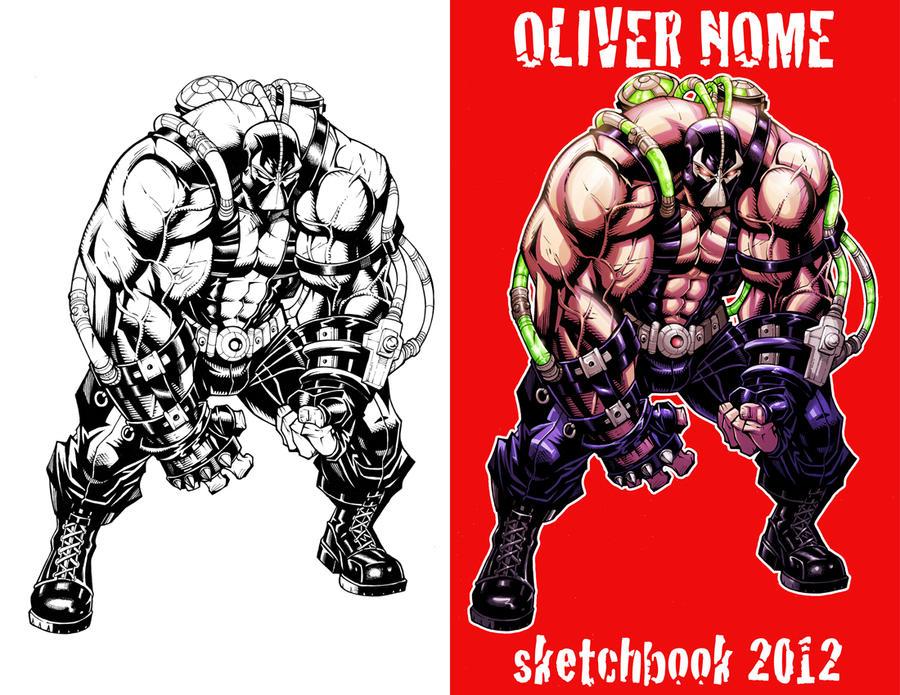 Sketchbook 2012 by olivernome