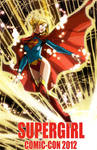 Supergirl Print 2012