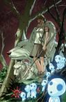 Princess Mononoke 2012 print