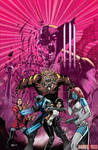 Death of Wolverine The Logan Legacy issue #1 cover
