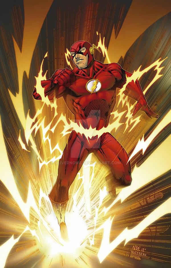 The Flash by olivernome