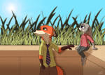 Zootopia - Writing our story