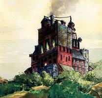Baron Sturmlichter Institute by evanjensen