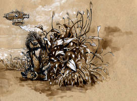 Hogarth Merricule on Safari by evanjensen