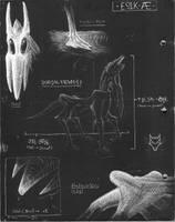 Equiis Hirudes Diabolus by evanjensen