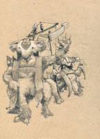 Koala March by evanjensen