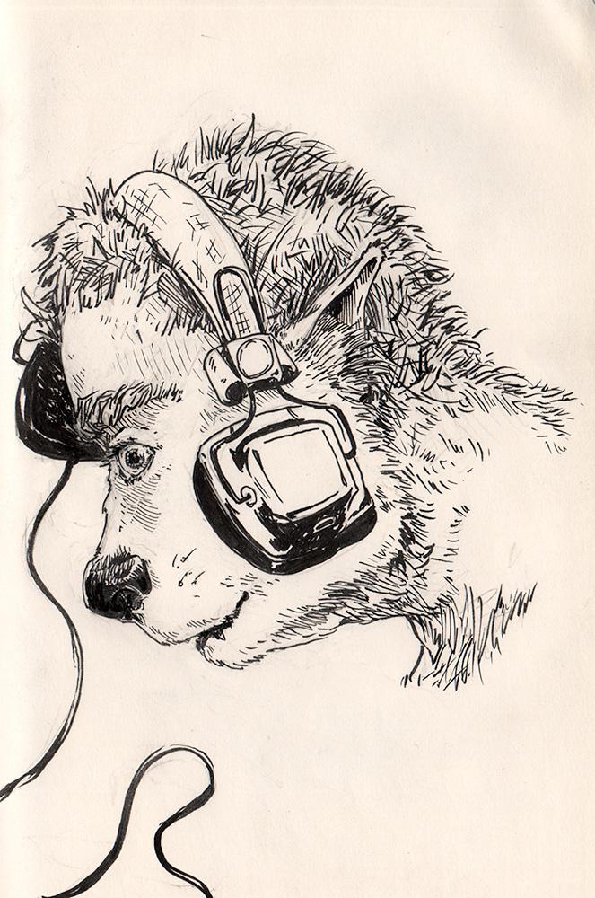 Wolfman by evanjensen