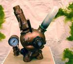 A.F.P.D.L.M. - Steampunk Dunny by evanjensen